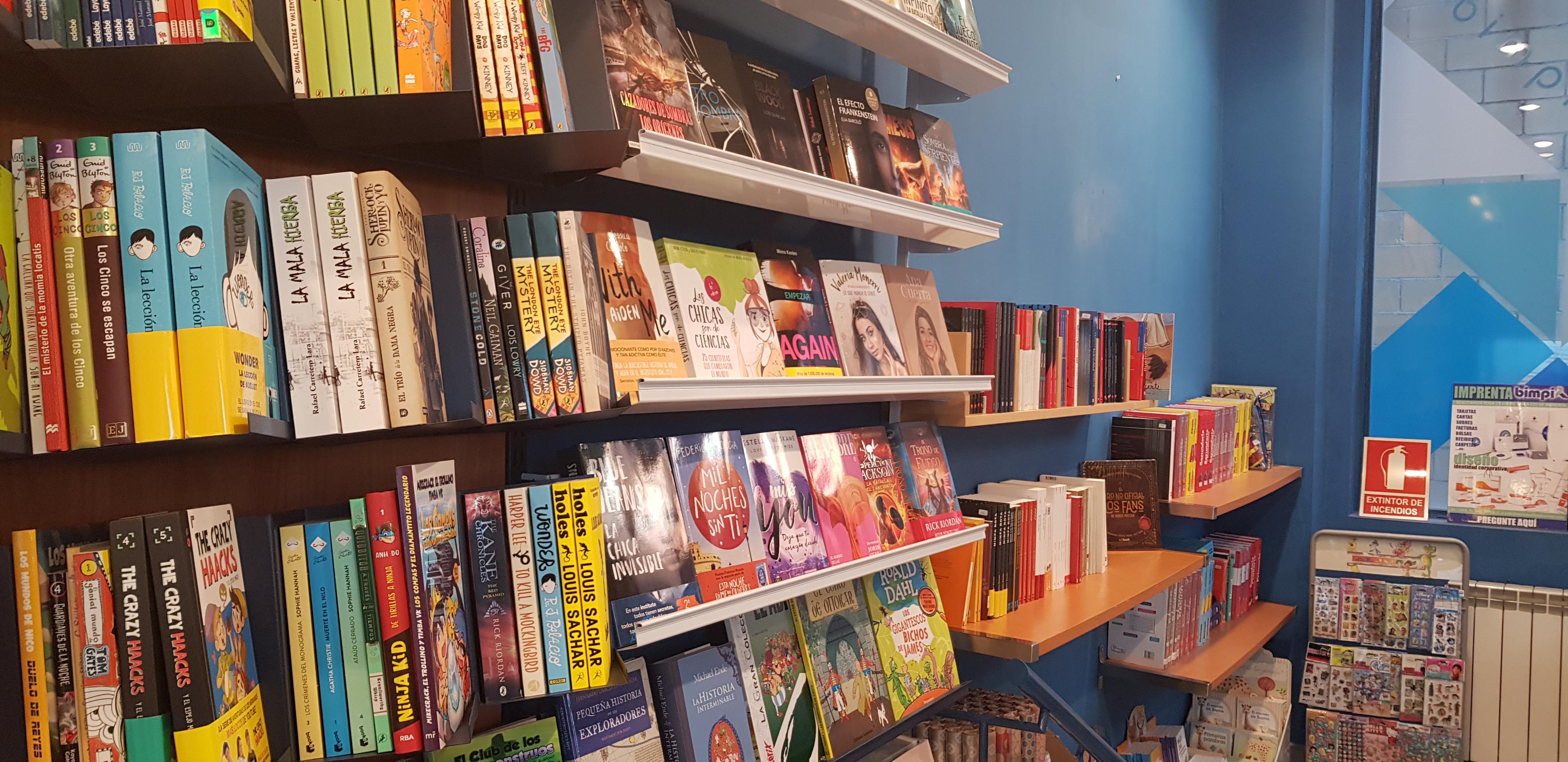 Librería Bimpi