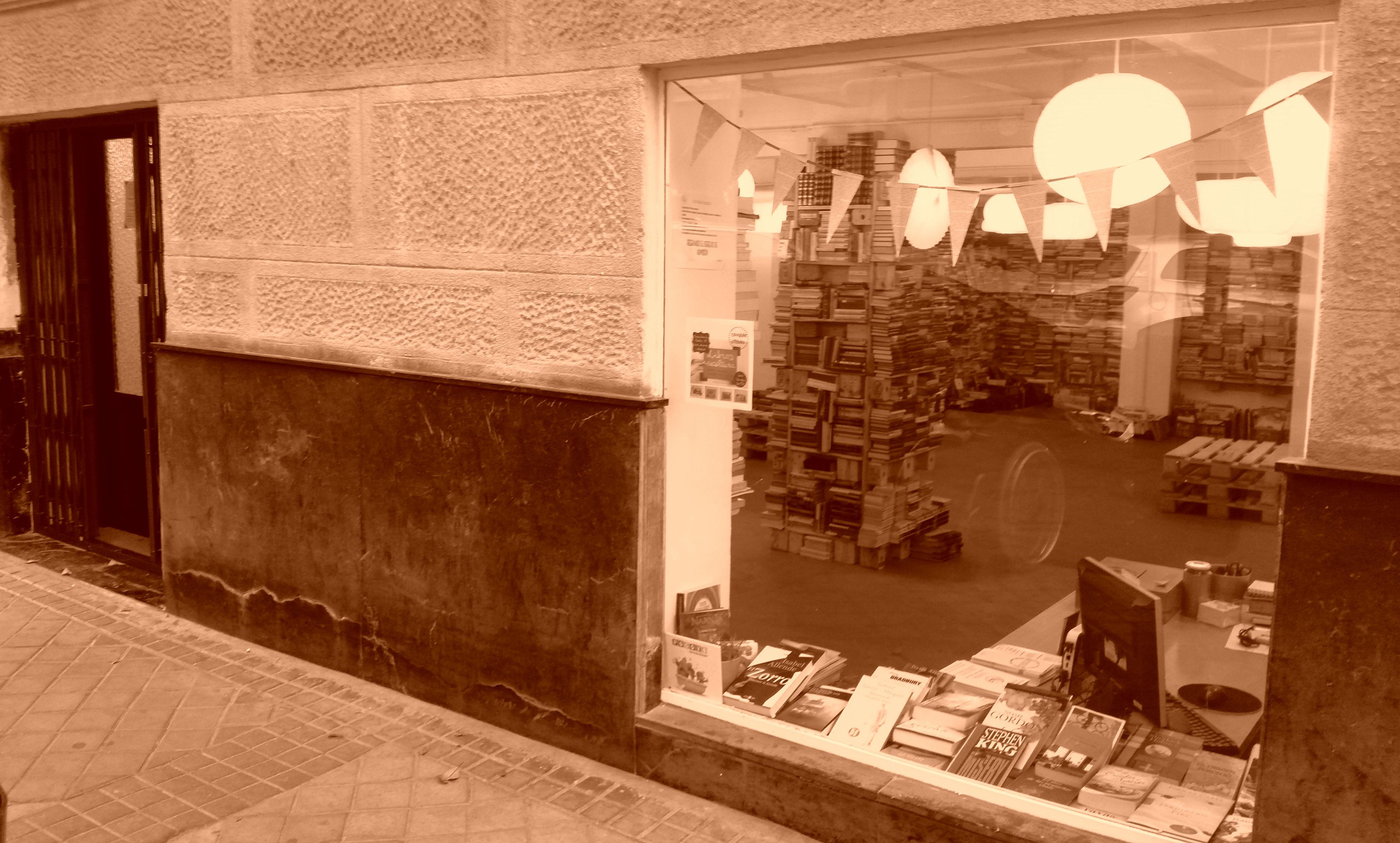 Librería Tuuulibrería. Libros de segunda mano