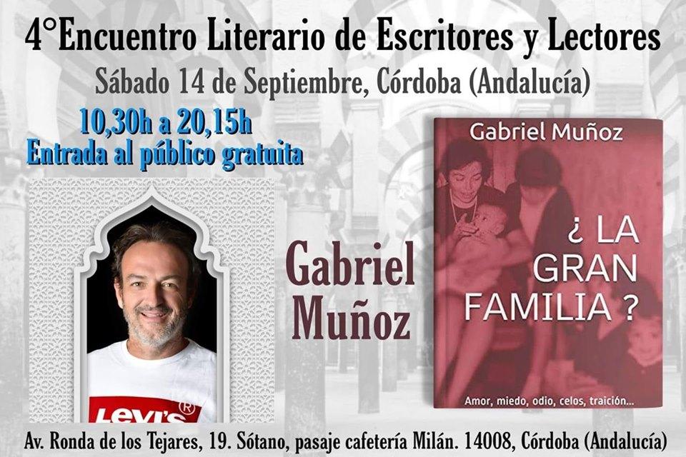 Grupo de Escritores y Lectores en Córdoba