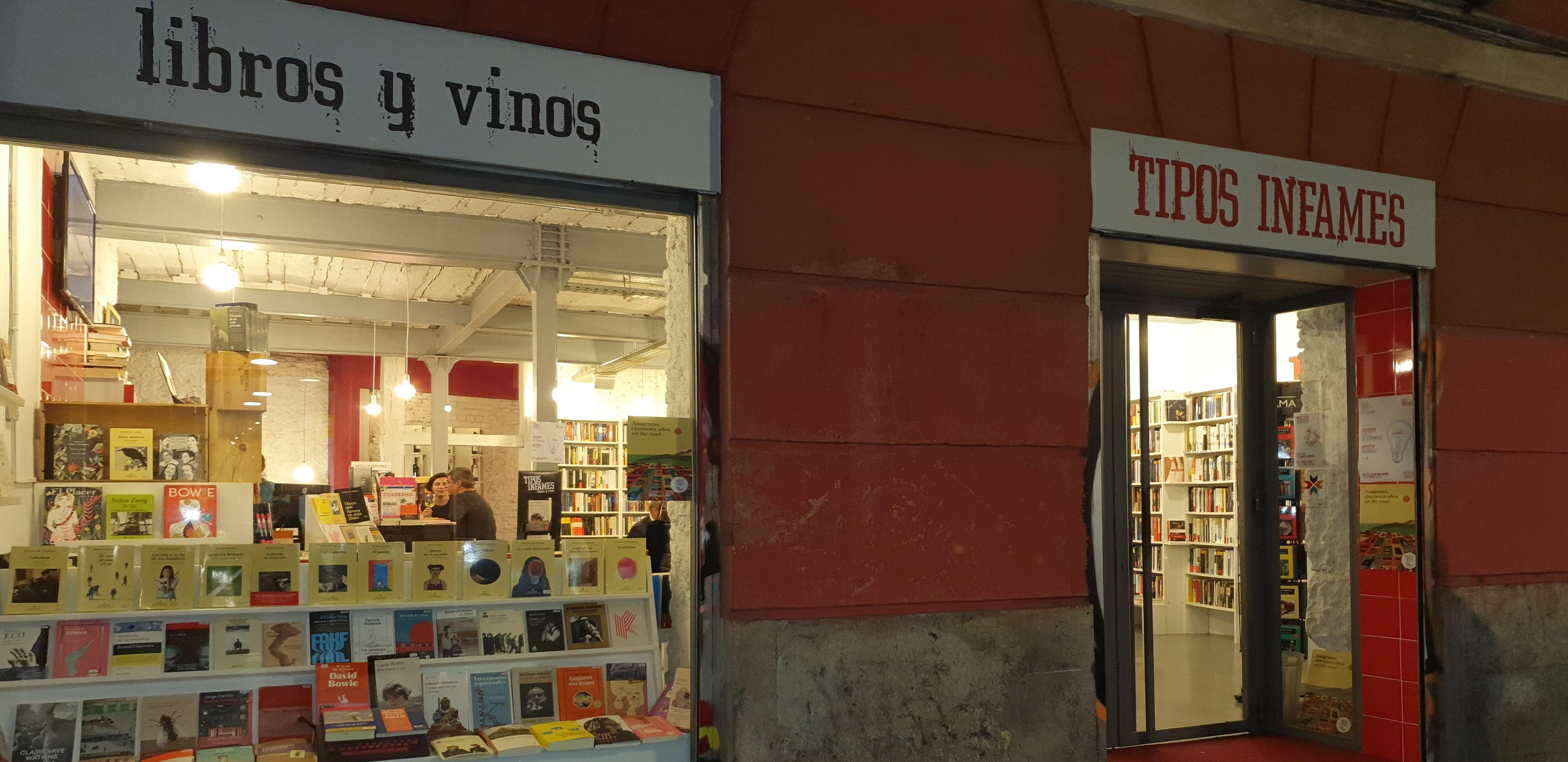 Librería Tipos Infames