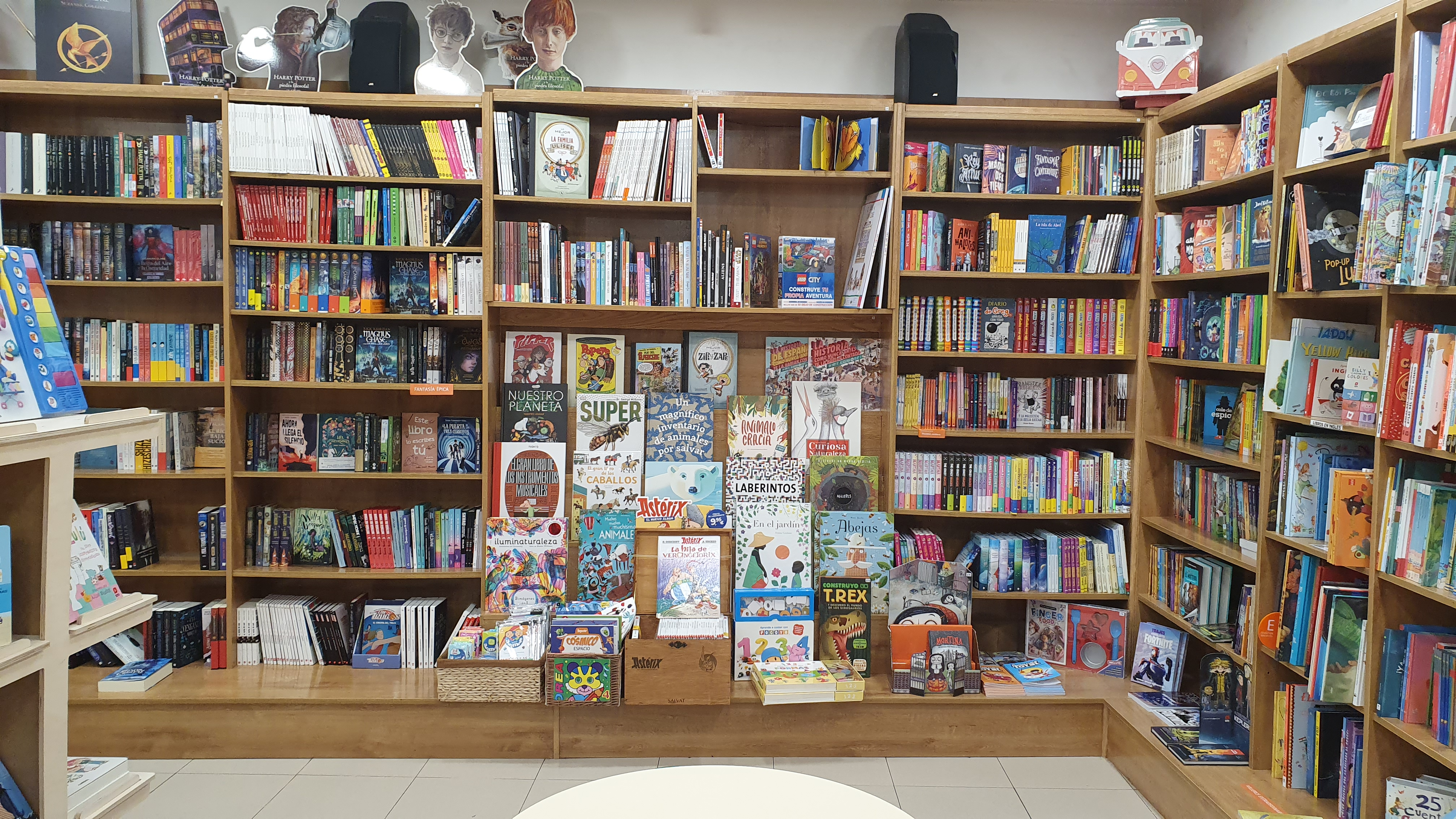 Librería Lua en Guadalajara