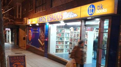 Tikbooks, librería lowcost