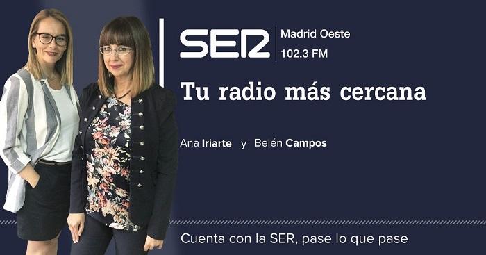 Cadena Ser, entrevista a Gabriel Muñoz