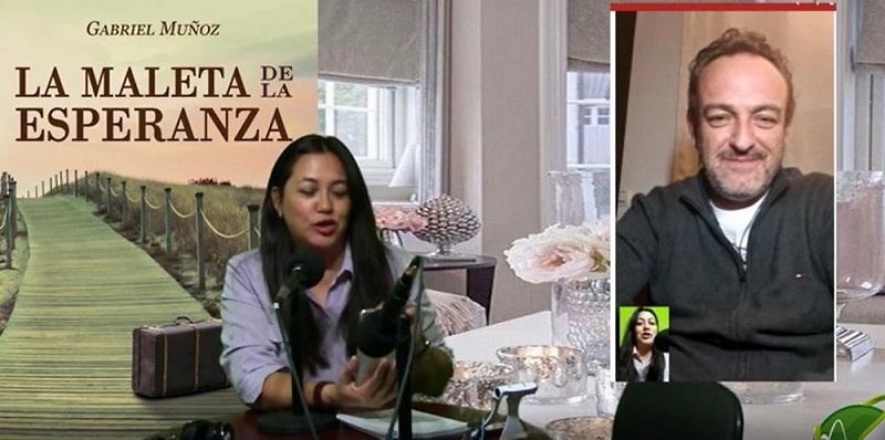 Vive Radio. Entrevista Gabriel Muñoz