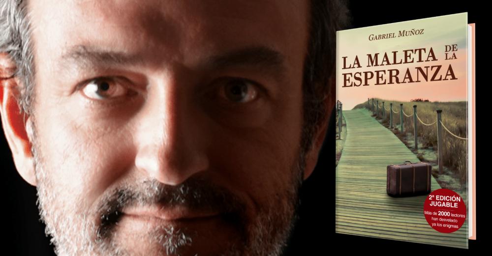 Presentación La Maleta de La Esperanza de Gabriel Muñoz